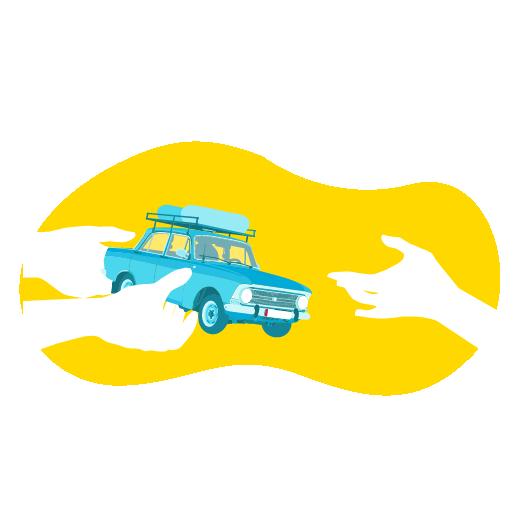 Autopartage entre particuliers