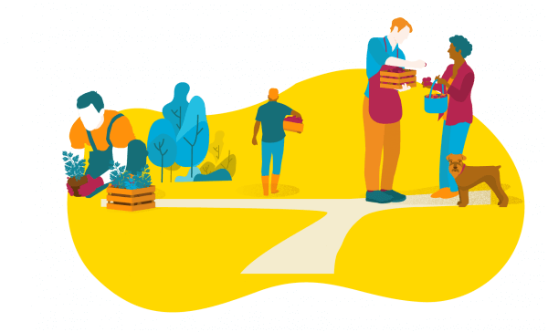 Un réseau local pour les commerces de proximité