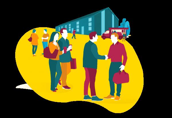 Une plateforme pour communiquer localement et gratuitement